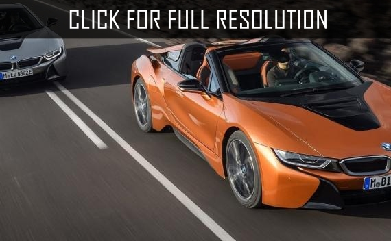 Announced prices for new BMW i8 Roadster and BMW i8 Coupe