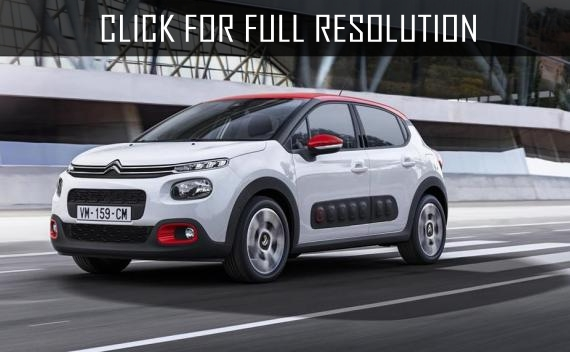 Citroen and Elle magazine have created special C3 hatchback