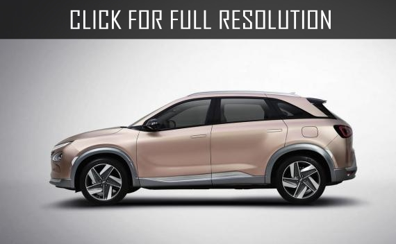 The successor of Hyundai ix35 Fuel Cell will be premiered on January 8