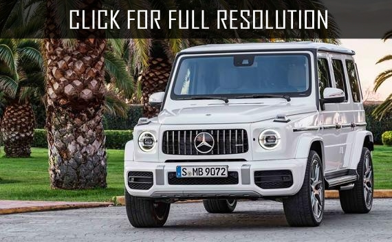 Mercedes Amg has presented new G63 model