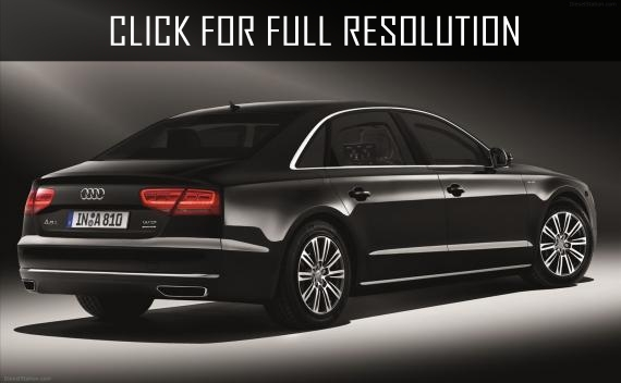 Audi will create a new model on the basis of A8