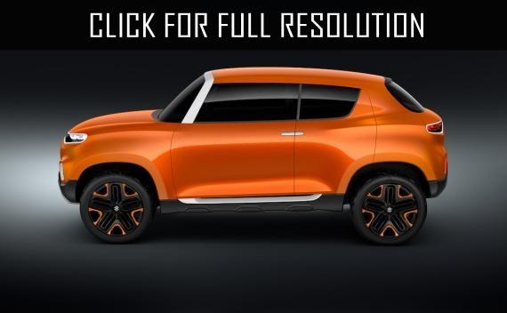 Suzuki crossover future s