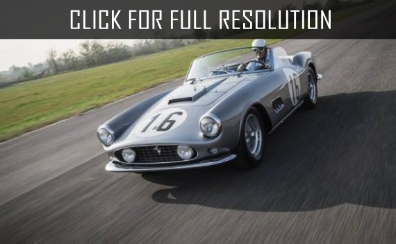 The last racing roadster ferrari to win le mans sold for $ 18 million