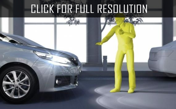 Toyota has developed Safety Sense2 with night vision system