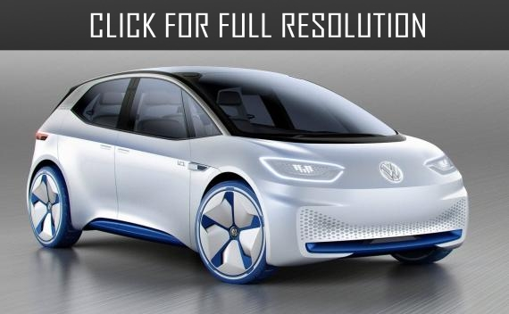 Volkswagen will begin release of the electric hatchback I D in 2019